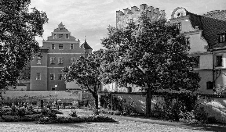 Schloss und Zeughaus
