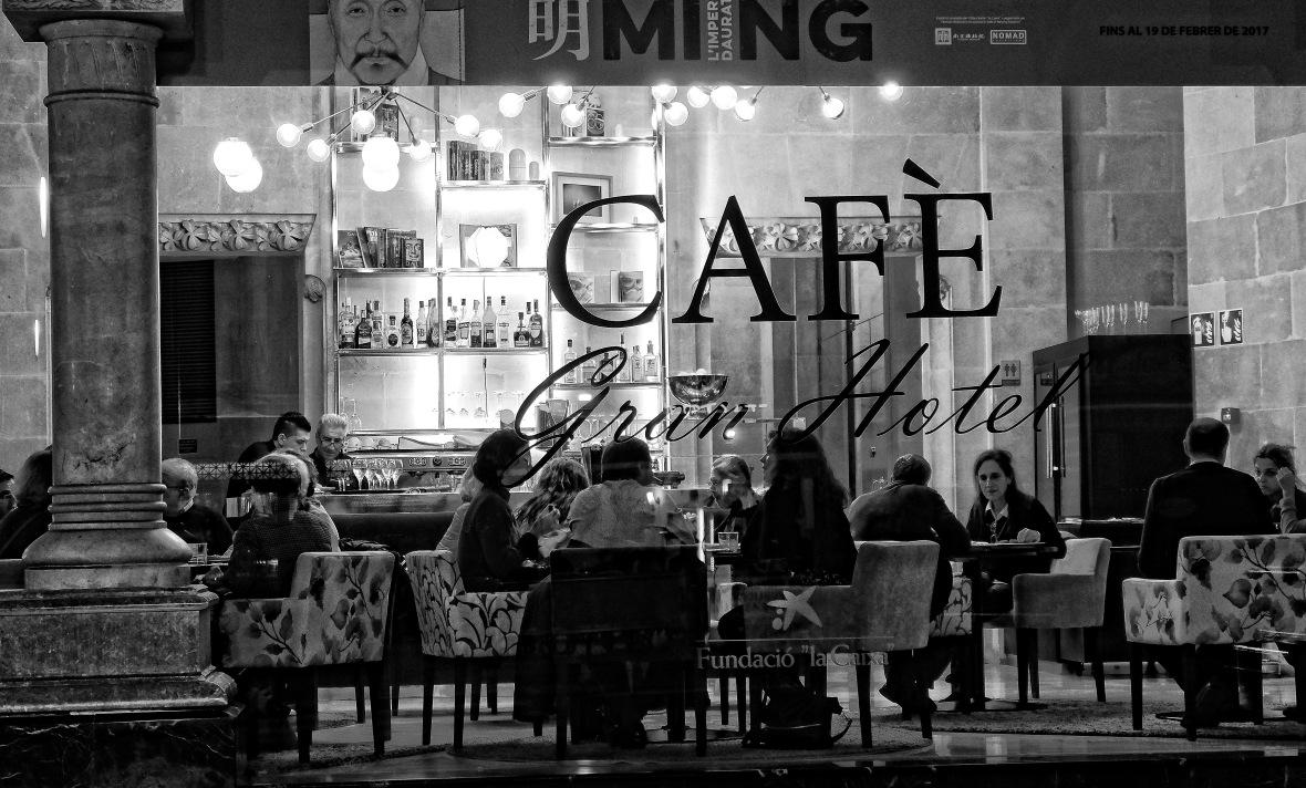 Café del Gran Hotel