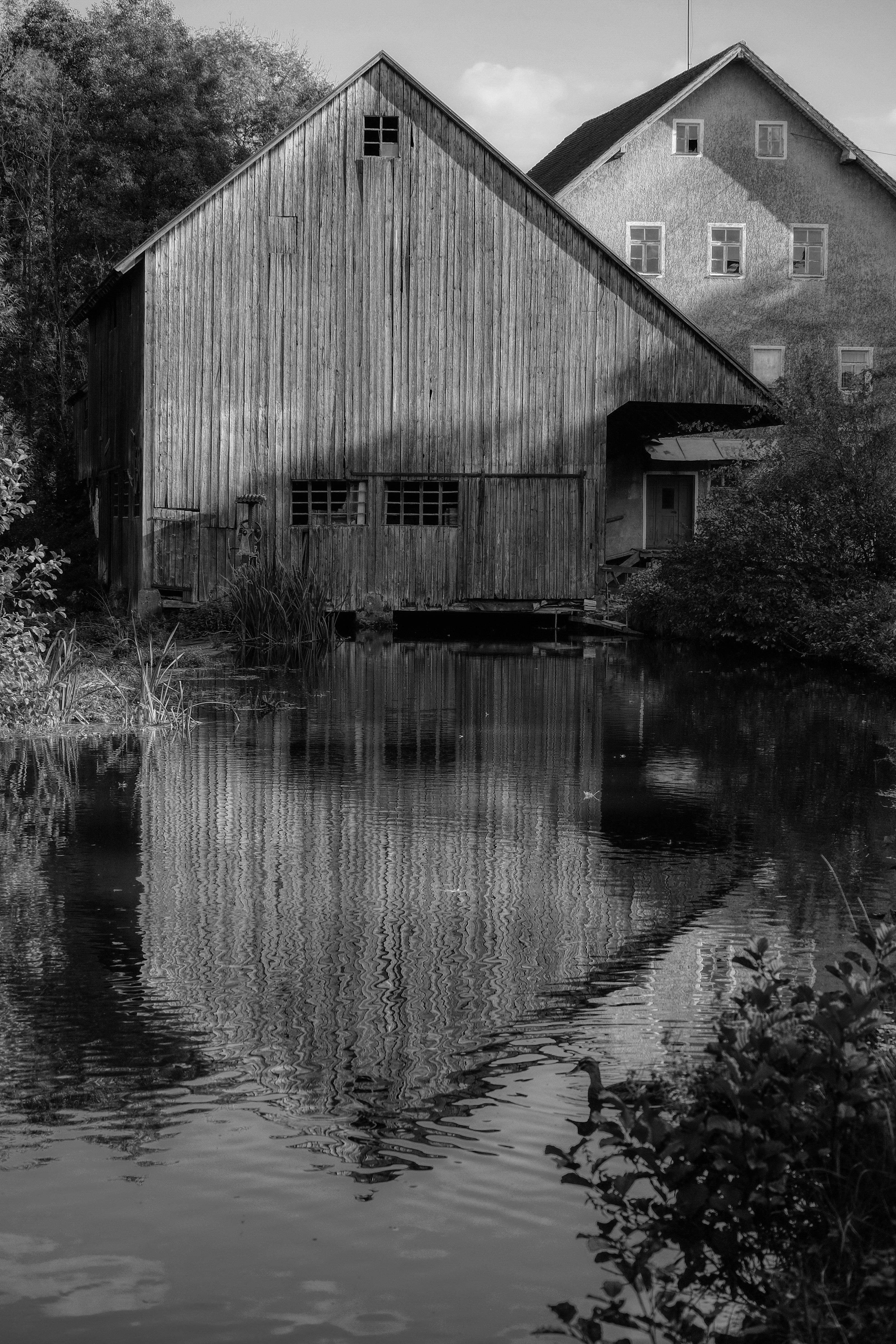 Niedermühle / Lower Mill