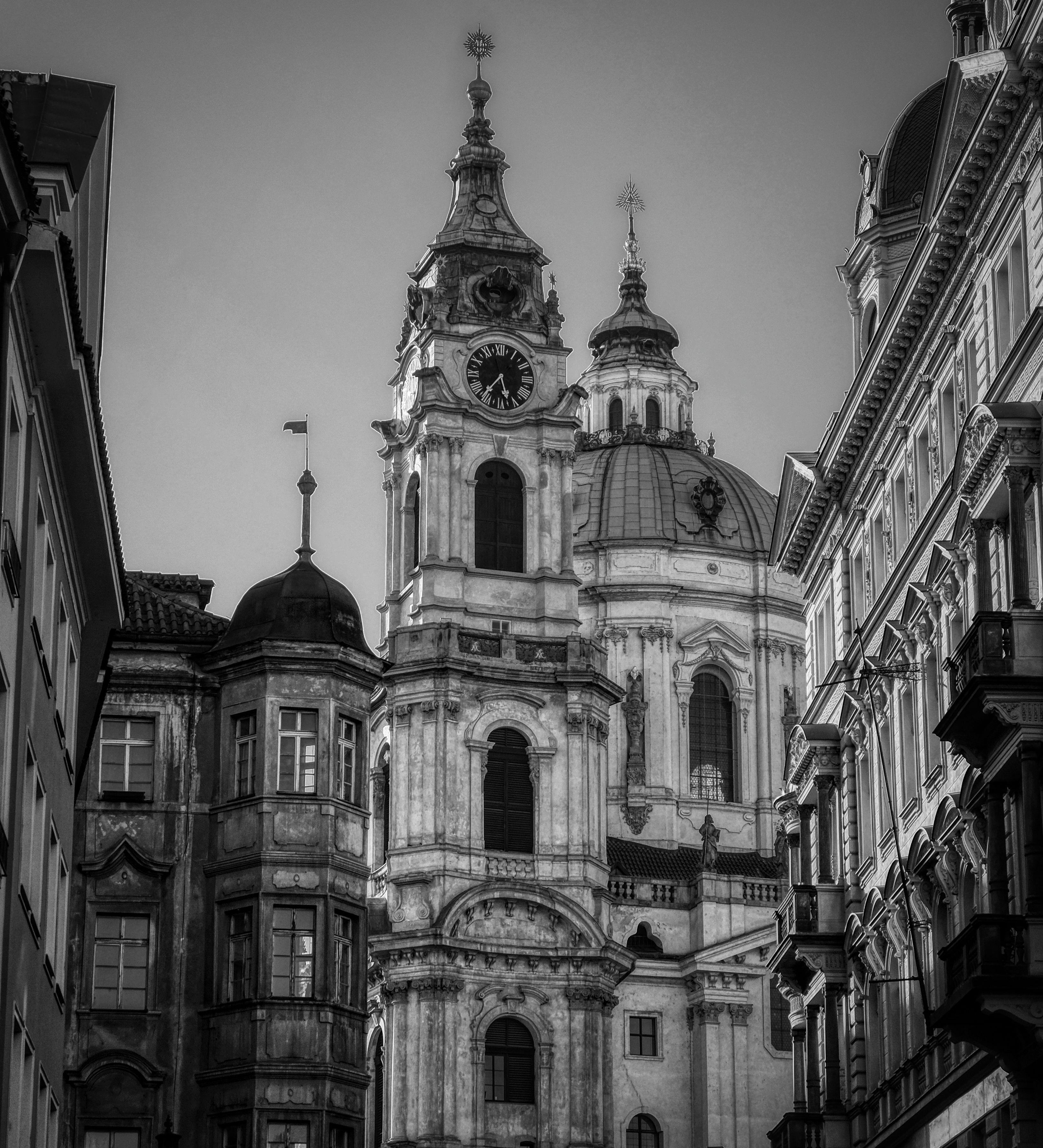 Kostel sv. Mikuláše – St Nicholas Church – St. Nikolaus